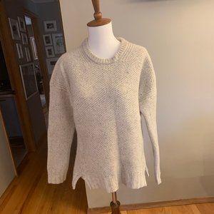 Rails Wool Sweater - Oversized - Fishtail Back